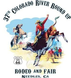 37th Annual Colorado River Round-Up Rodeo, Needles