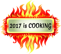 2017 is Cooking -Secure Your Space Now!
